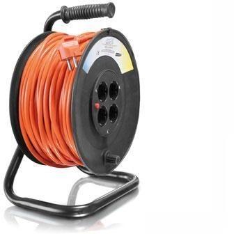 Prodlužovací kabel ERBA 50m ER-11052