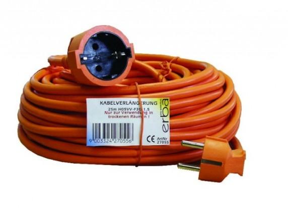 Prodlužovací kabel ERBA délka 50m ER-27056