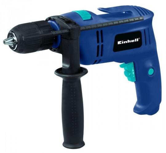 Příklepová vrtačka EINHELL 650W, 10mm BT-ID 650 E Blue