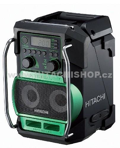 Přenosné radio HITACHI 14,4V, 18V UR18DSL