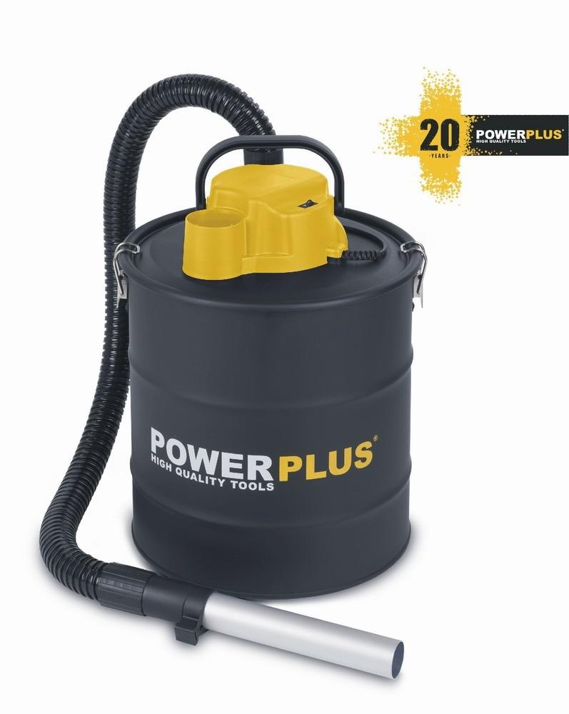 Krbový vysavač POWERPLUS 1200W, 20l POWX300