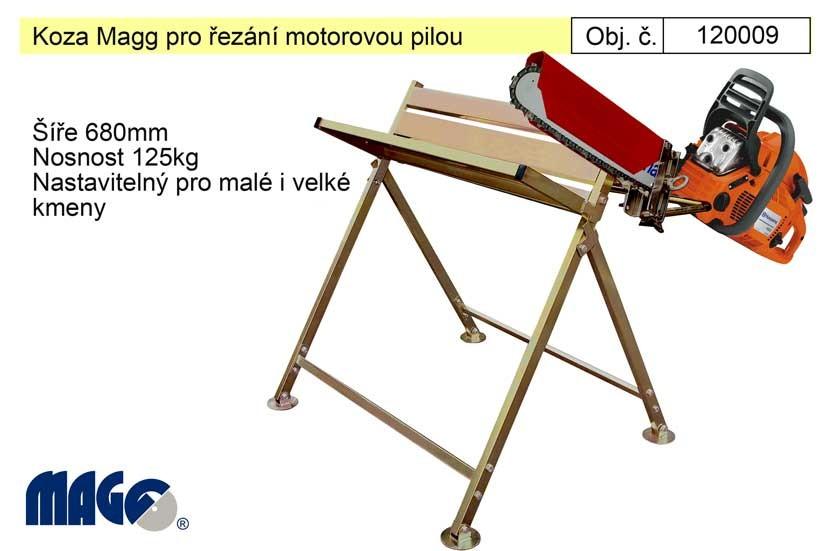 Koza - podstavec MAGG pro řezání dřeva motorovou pilou 120009
