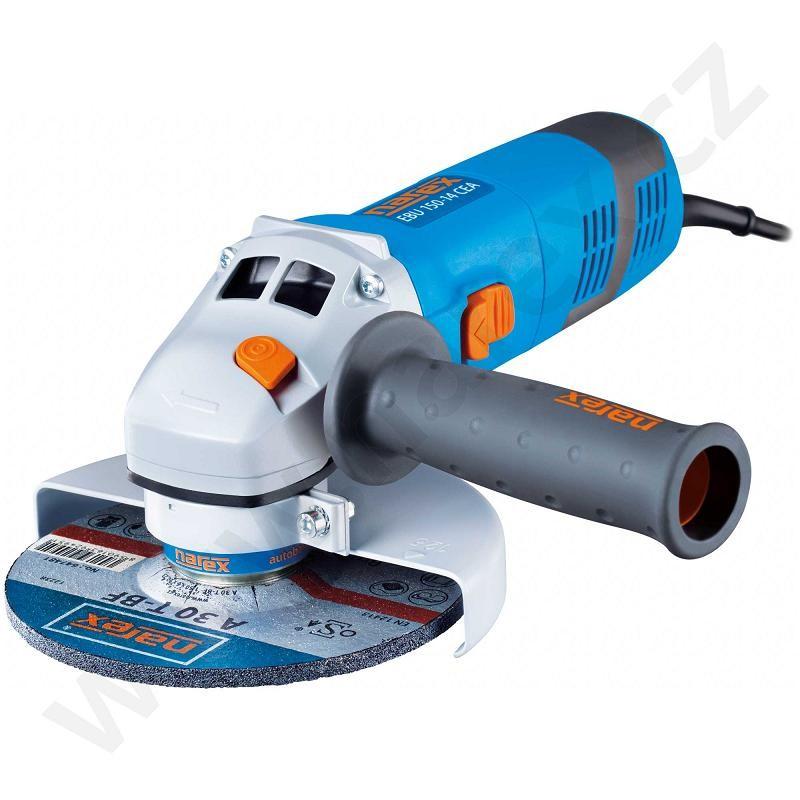 Úhlová bruska NAREX 1400W, 150mm EBU 150-14 CEA