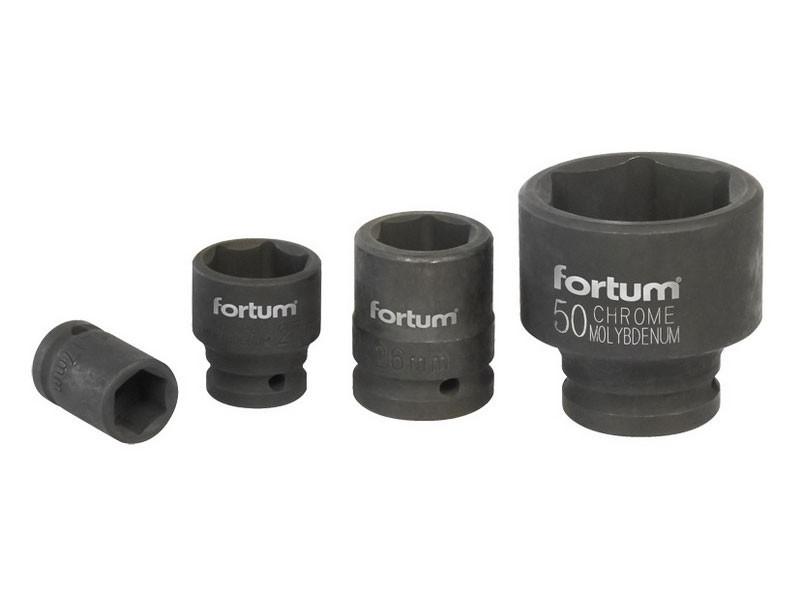 "Gola ořech FORTUM 3/4"", 36mm, délka 57mm, kované CrMoV 4703036"