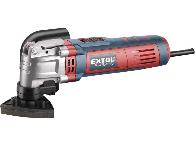 Multifunkční bruska EXTOL 400W 8894100