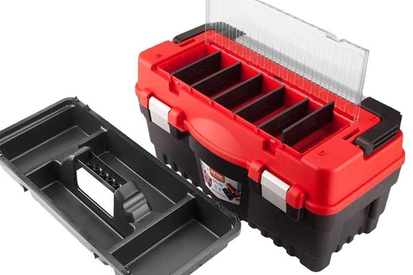 Plastový kufr EXTOL 547x271x278mm 8856081