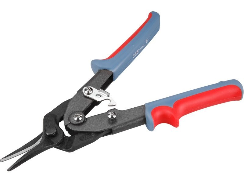 Nůžky na plech EXTOL převodové délka 255mm, rovné 48100