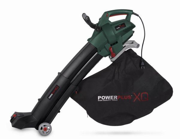 Zahradní vysavač listí POWERPLUS 3000W, 4v1 POWXQG5030