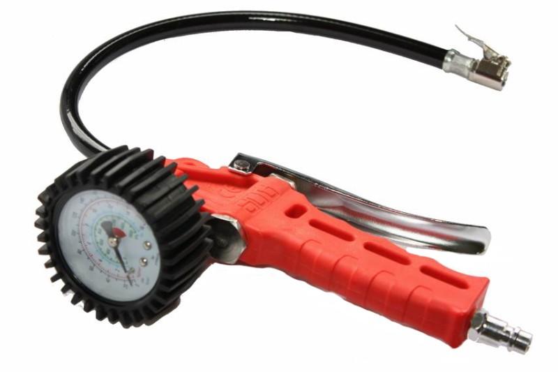 Pistole na huštění pneumatik MAR-POL 0,8 MPa s manometrem M80701