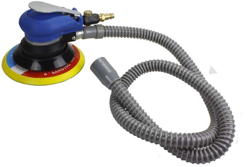 Pneumatická excentrická bruska MAR-POL 150mm M80581