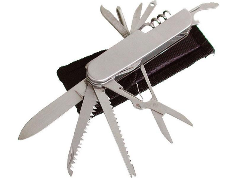Nůž zavírací EXTOL s pouzdrem 90mm 10108