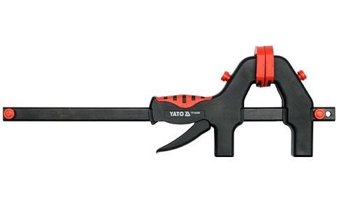 Rychloupínací svěrka YATO 200x92mm YT-64280