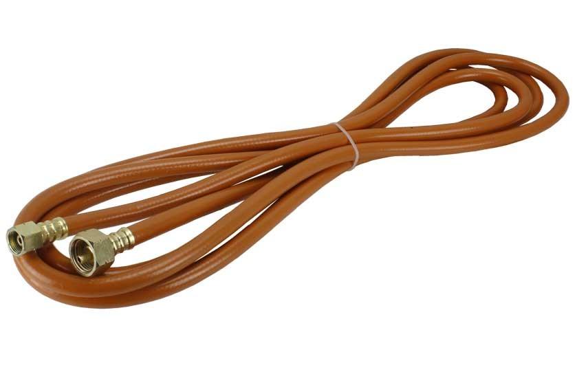 Hadice pro plynové hořáky VOREL délka 5m pro připojení přímo k l