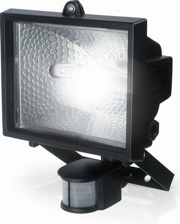 Reflektor halogenový POWERPLUS 400W se senzorem POWLI021