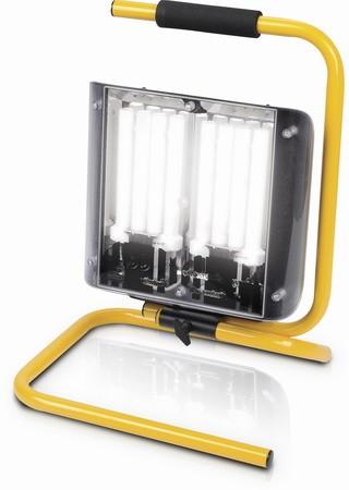 Přenosné světlo POWERPLUS 2x27W úsporné POWLI113