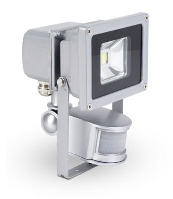 LED světlo prostorové POWERPLUS 10W s pohybovým senzorem POWLI22