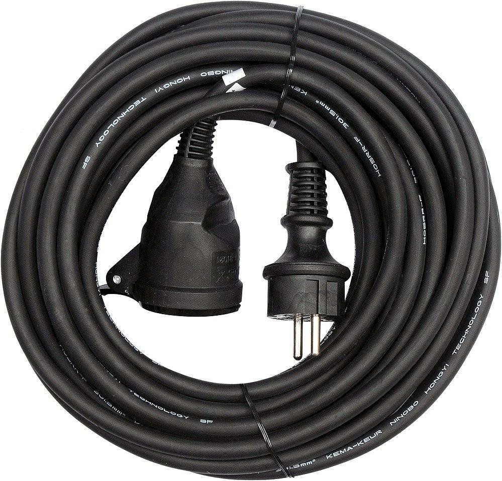 Prodlužovací kabel YATO 40m s gumovou izolací 16A, IP44 YT-81024