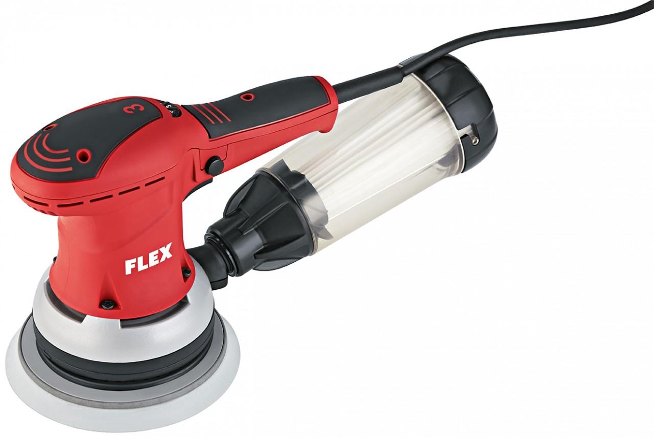 Exentrická bruska FLEX 3350W, 150mm ORE 150-3 379.441