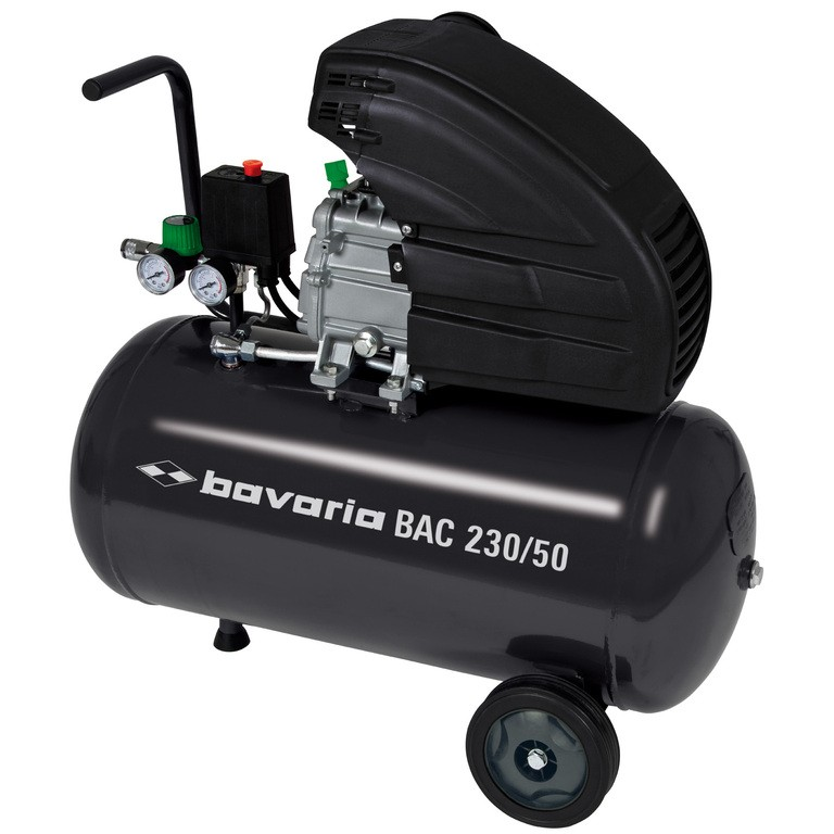 Kompresor EINHELL 8bar, 230l/min. BAC 230/50 Bavaria Black