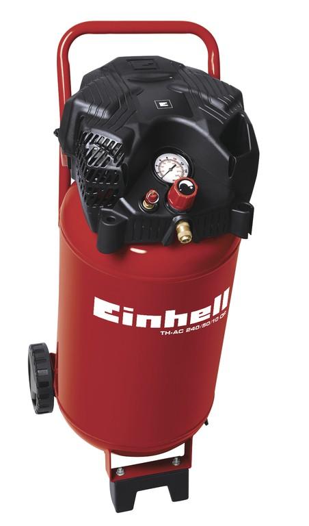 Kompresor EINHELL 10bar, 240l/min. TH-AC 240/50/10 OF