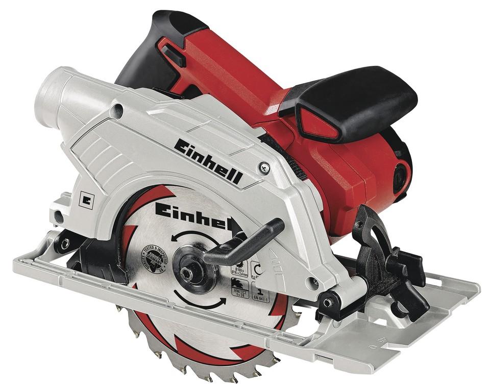 Kotoučová pila EINHELL 1200W, 165mm TE-CS 165
