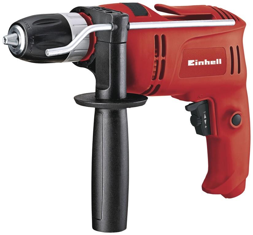 Příklepová vrtačka EINHELL 650W, 13mm TC-ID 650 E