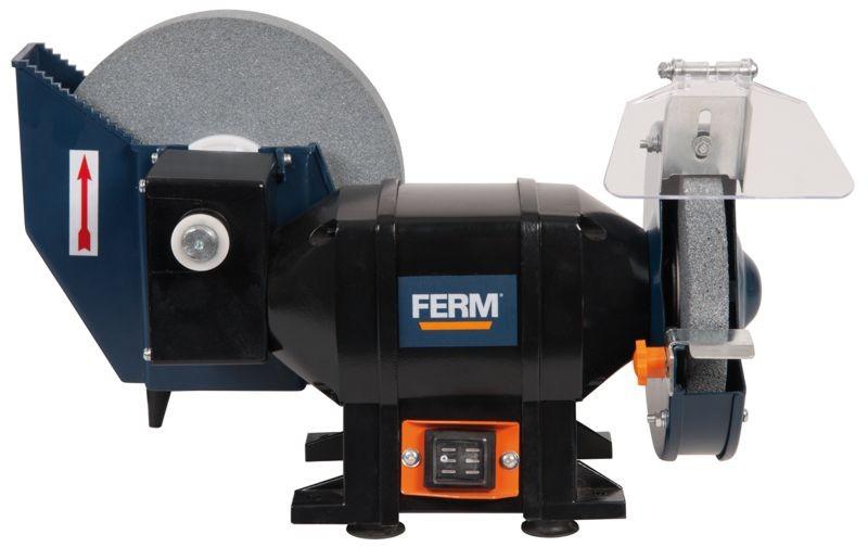 Bruska dvoukotoučová FERM 250W, 150mm FSMC- 200/150N BGM1021