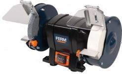 Bruska dvoukotoučová FERM 250W ,150mm FSMW-250/150 BGM1020
