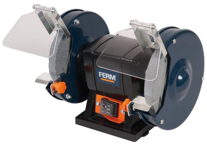 Bruska dvoukotoučová FERM 150W ,150mm FSM-150N BGM1019