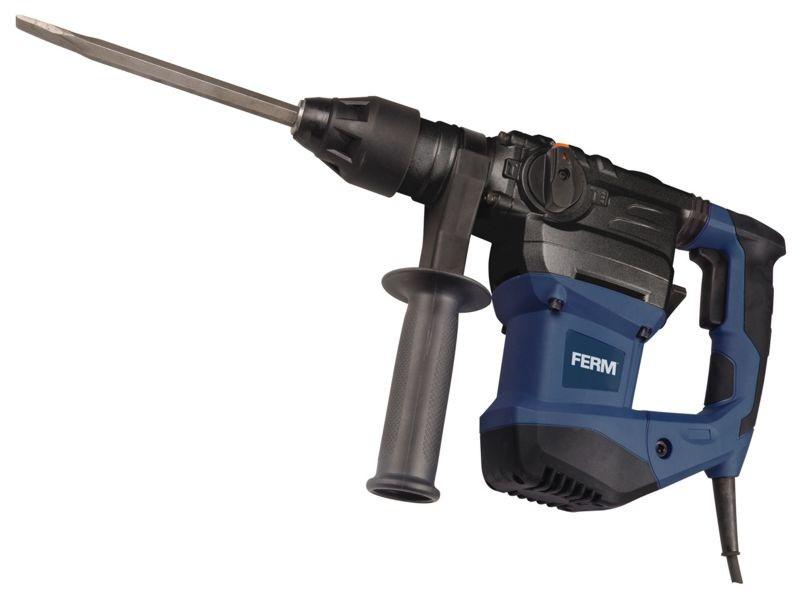 Pneumatické vrtací kladivo FERM 1500W, 13J HDM1037