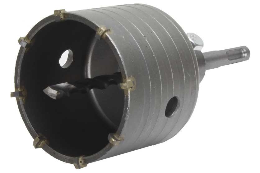 Vrták do betonu korunkový FESTA průměr 73mm se stopkou SDS Plus