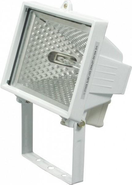 Reflektor halogenový VOREL s konzolí 500W bílý 82793