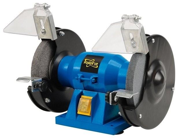 Bruska dvoukotoučová POWER UP 150W, 150mm 79203