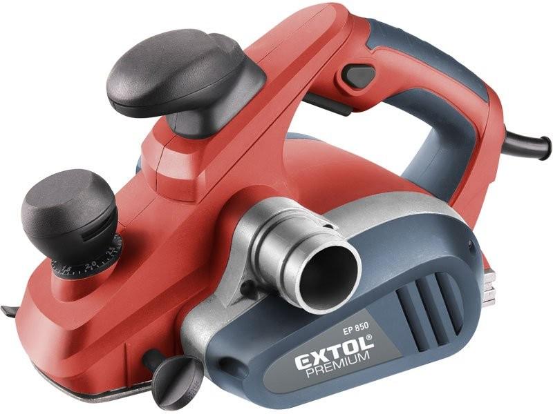Elektrický hoblík EXTOL 850W, 82mm EP850 8893402