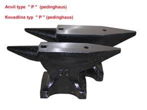 Kovadlina typ Peddinghaus 75kg