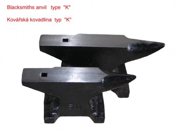 Kovadlina typ Kovářská 80kg