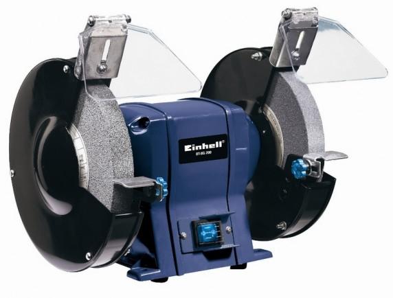 Bruska dvoukotoučová EINHELL 400W, 200mm BT-BG 200 Blue