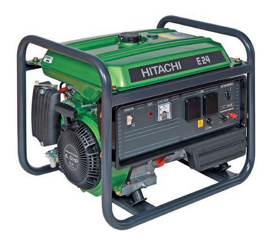 Elektrocenrála HITACHI 2400W E24