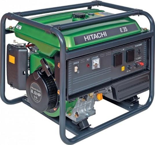 Elektrocentrála HITACHI 3500W E35MA