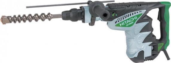 Pneumatické vrtací kladivo HITACHI SDSMAX 1200W, 15,5J DH45MR