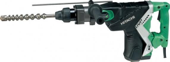Pneumatické vrtací kladivo HITACHI SDSMAX 1400W, 20J DH50MRY