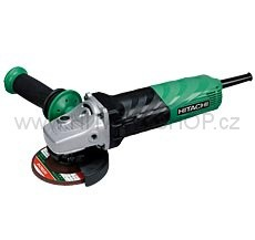 Úhlová bruska HITACHI 1500W, 125mm G13VA