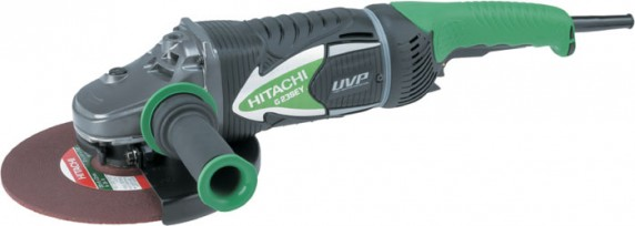 Úhlová bruska HITACHI 2600W, 230mm G23SEY