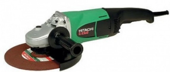 Úhlová bruska HITACHI 2000W, 230mm G23U2