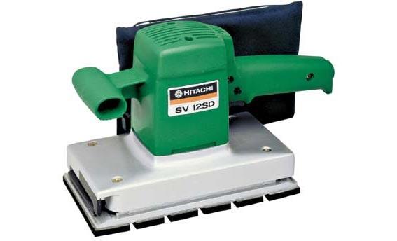 Vibrační bruska HITACHI 300W, 114x228mm SV12SDLA