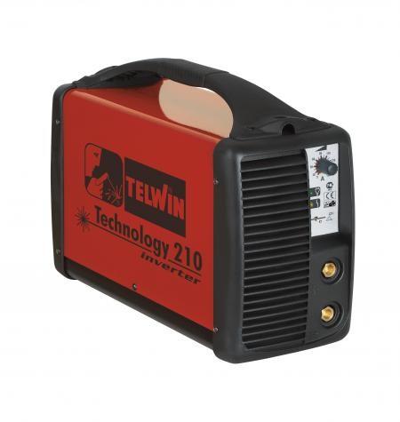 Svařovací invertor TECHNOLOGY 210 180A, 4,0mm 50815188