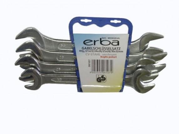Klíče stranové ERBA sada 4ks ER-06107
