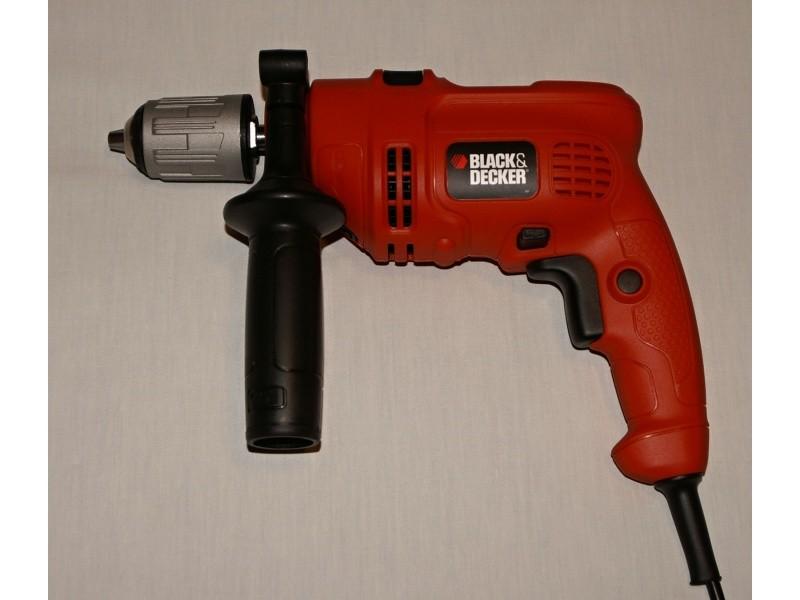 Příklepová vrtačka BaD 500W, 13mm KR504CRE