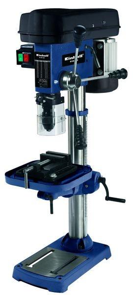 Stojanová vrtačka EINHELL 700W BT-BD 1020 Blue