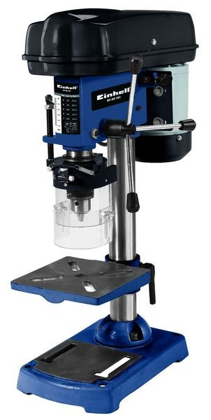 Stojanová vrtačka EINHELL 350W BT-BD 401 Blue